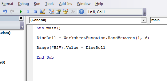 DD1 Simulation Code Snippet 3 image