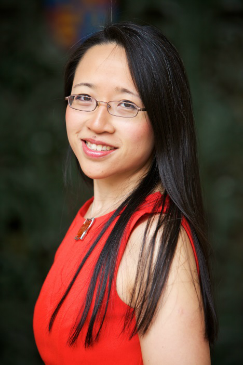 Eugenia Cheng portrait