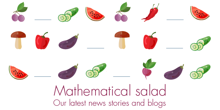 Introducing our blog section Mathematical salad