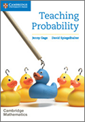 Teaching probability cover